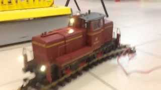 PIKO G 37140 video(Проверка цифрового локомотива из стартового набора PIKO G 37140 полное описание и заказ железной дороги: http://kupitu..., 2015-03-30T16:03:37.000Z)