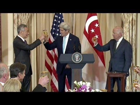 State Lunch in Honor of Singapore Prime Minister Lee Hsien Loong