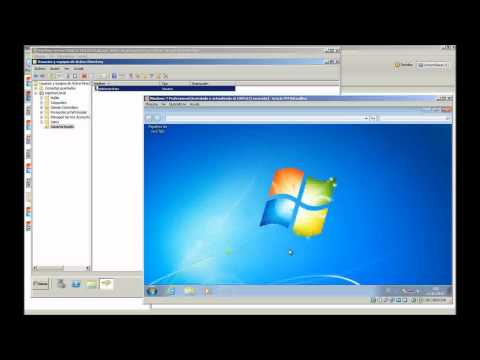 Windows Server 2008 - Unir Windows 7 al dominio