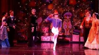 Orlando Ballet 2012 - The Nutcracker -  Soldier - Arcadian Broad