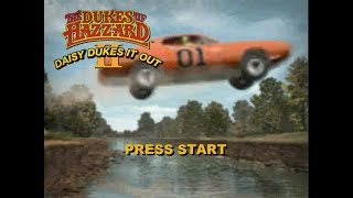 PSX Longplay [460] The Dukes of Hazzard II: Daisy Dukes It Out