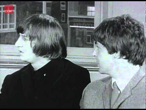 The Beatles interviewed by Richard Linley on being awarded the MBE