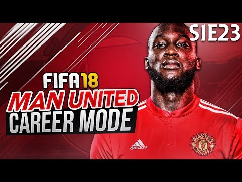 INCREDIBLE MANCHESTER DERBY | FIFA 18: Manchester United Career Mode - S1 E23