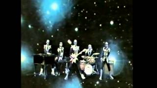Rockets - Space Rock (1977, Official  Video)