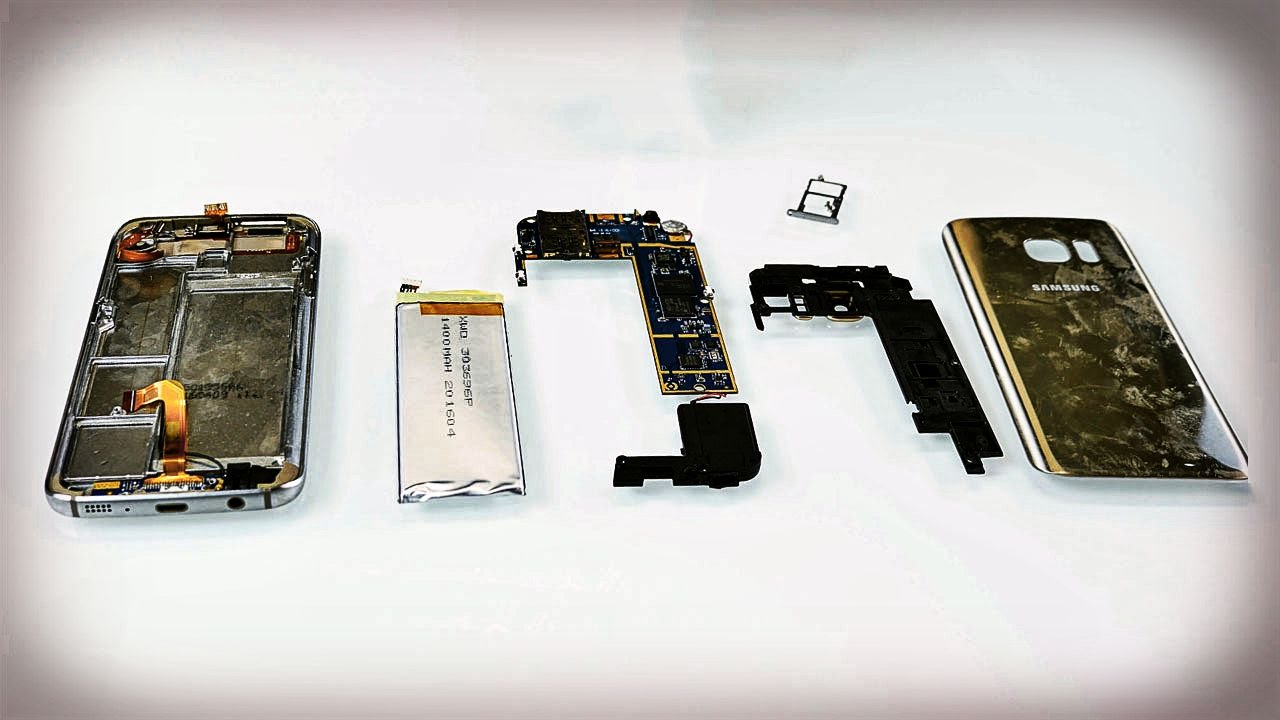 fake samsung galaxy s7 teardown   1 1 clone 4k