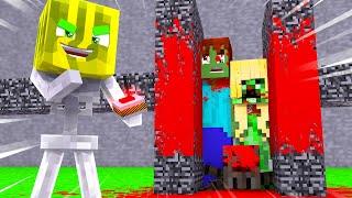 WER ÜBERLEBT 1 TAG als MONSTER?! - Minecraft WOLF