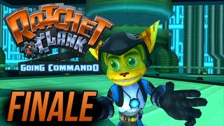 Ratchet and Clank 2: Going Commando (HD Collection) - Finale