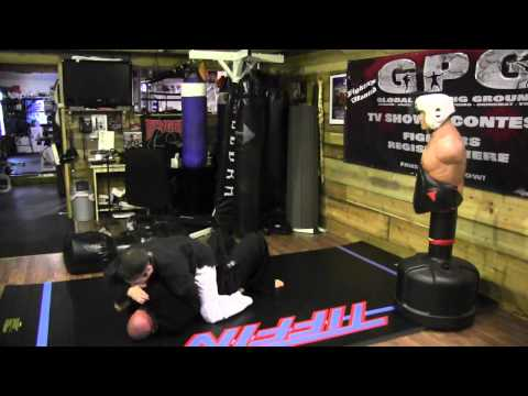 Michael Napoli Fighter Tryout Video