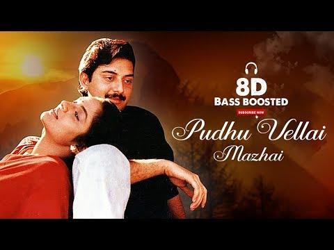 Pudhu Vellai Mazhai 8D Audio