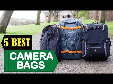 5 Best Camera Bags 2018   Best Camera Bags Reviews   Top 5 Best Camera Bags