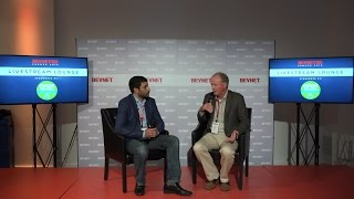 Livestream Lounge Interview with Chuck Muth, SVP Sales, VEB