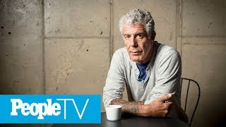 Famed Chef & TV Personality Anthony Bourdain Found Dead At 61: Inside His Life & Legacy | PeopleTV