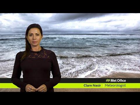 Thursday morning forecast 30/09/2021