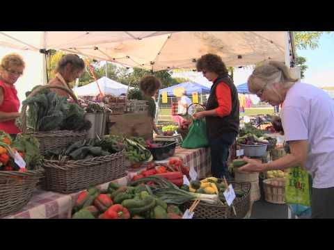 Farmers' Markets: Advice from Market Masters