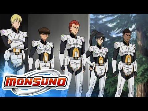 Monsuno | S.T.O.R.M. Strike Squad