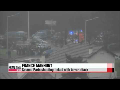 Hostage standoff with Paris attackers   테러 용의자 2명 순교자로 죽을 의향 표명
