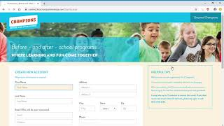 Champions   Before and After School Programs Creating an acc…