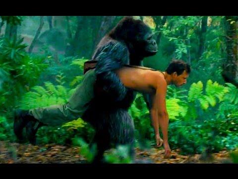 Old Spice Jungle Hero vs Gorilla Commercial - 2017 Full Version