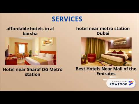 Get Best Hotels Near Mall Of The Emirates At Modest Price