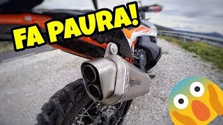 IT'S GOING TO GET YOU ARRESTED! - New Exhaust by HP Corse!