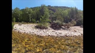 River Tarn - 2 -  2012   St Enimie to La Malene