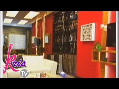 Take a tour inside Coco Martin's house