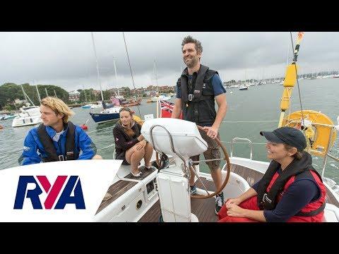 RYA Start Yachting - With Chris Musselwhite