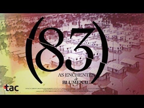 83 - As enchentes de Blumenau