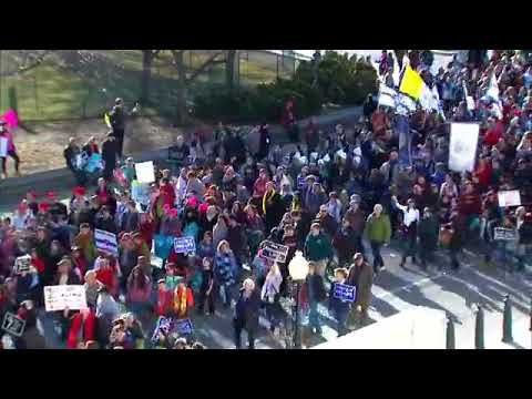 Washington DC March For Life 2018