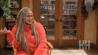 Raven-Symoné Says She Never Really Watched 'The View'