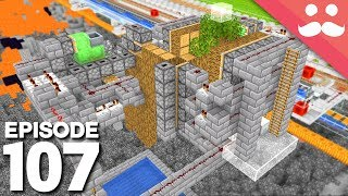 Hermitcraft 6: Episode 107 - Industrial TREE FARM!