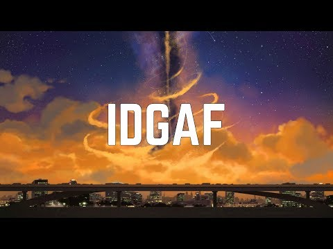Dua Lipa - IDGAF (Clean Lyrics)