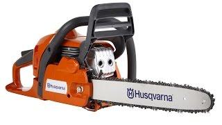 Husqvarna 135 после 4 лет работы