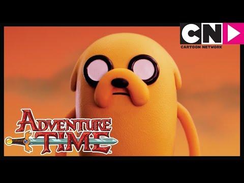Adventure Time   Stuck in the Bunker   Cartoon Network  