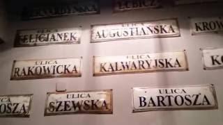 видео #298 Краков: краски осени, судьба и улица Гродзка
