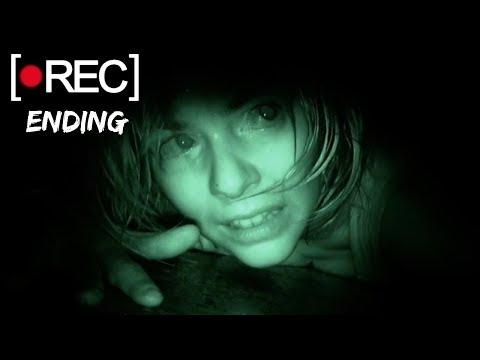 REC Movie Ending