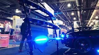 HG2 Emergency Lighting | Z Drive® Runners Demo Video