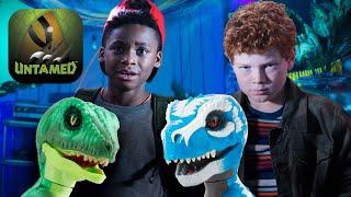 UNTAMED ADVENTURES | Alive Dinosaur Mystery Series For Kids | Complete Season 1