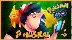 POKÉMON GO NO BRASIL - Musica ♫