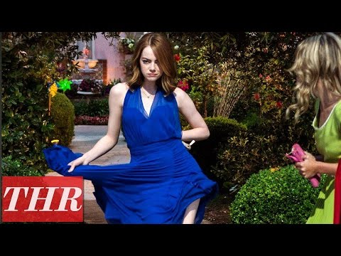 Thumbnail: Emma Stone 'La La Land' Best Actress Nominee | THR Oscar Spotlight 2017