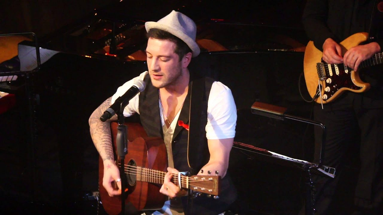 Matt Cardle covers Sia - Chandelier, at Live in Memphis ...