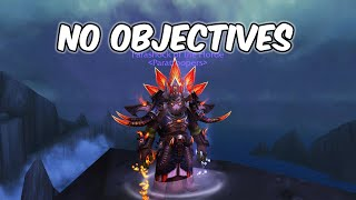 No Objectives - Elemental Shaman PvP - WoW BFA 8.2