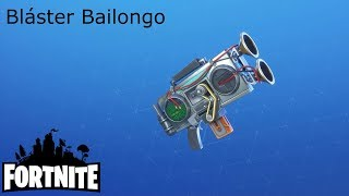 All to Dance / Bailongo Blaster Fortnite: Saving the #452 World