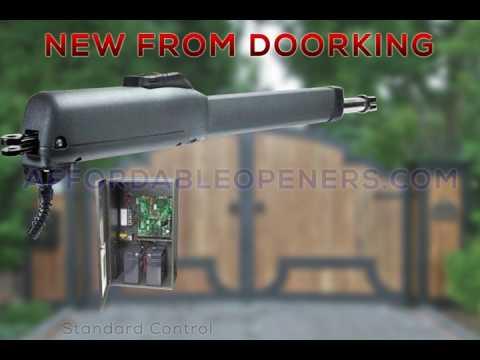 Doorking 6005 Swing Gate Operators