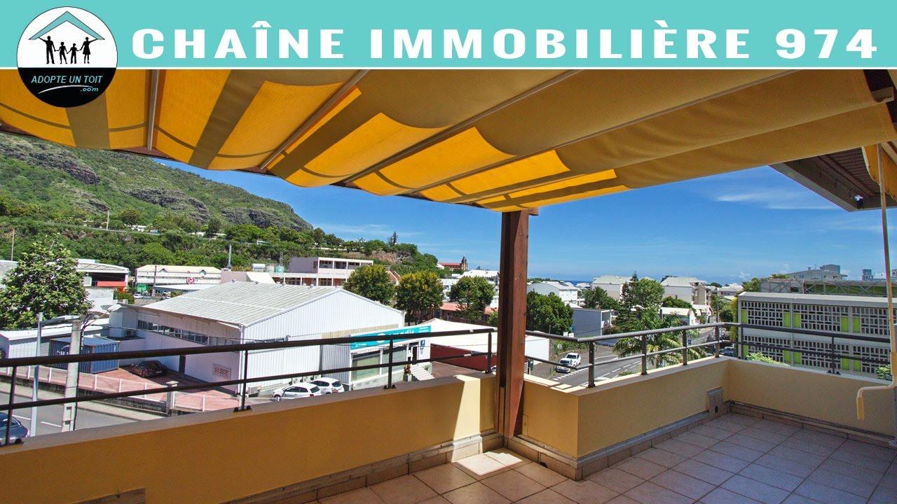 Vente appartement saint denis 974 adopte un toit for Agence immobiliere 974 reunion