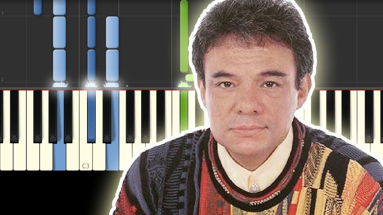 Piel de Azúcar / José José / Piano Tutorial