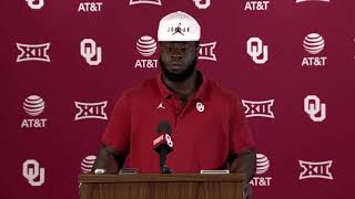 OU Football: Neville Gallimore