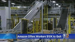 Amazon Offers Employees $10K To Quit, Start Their Own Package Delivery Businesses