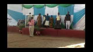 Solomoni temple choir live