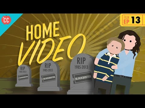Home Video: Crash Course Film History #13